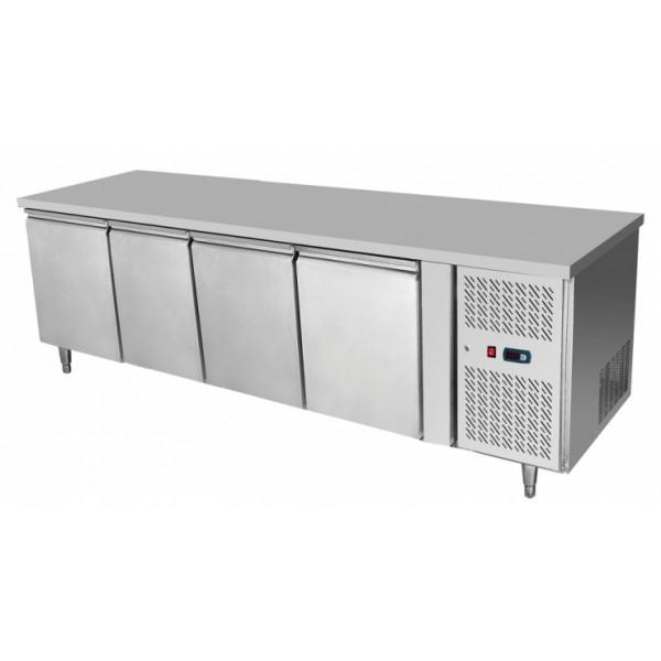 Atosa EPF3442 Four Door Table Fridge