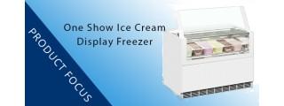Product Focus: ISA One Show Ice Cream Display Freezer