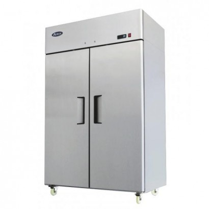 Atosa MBF8126 Top Mounted Double Door Fridge