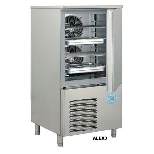 Studio 54 ALEX3 38kg Counter Top Blast Chiller