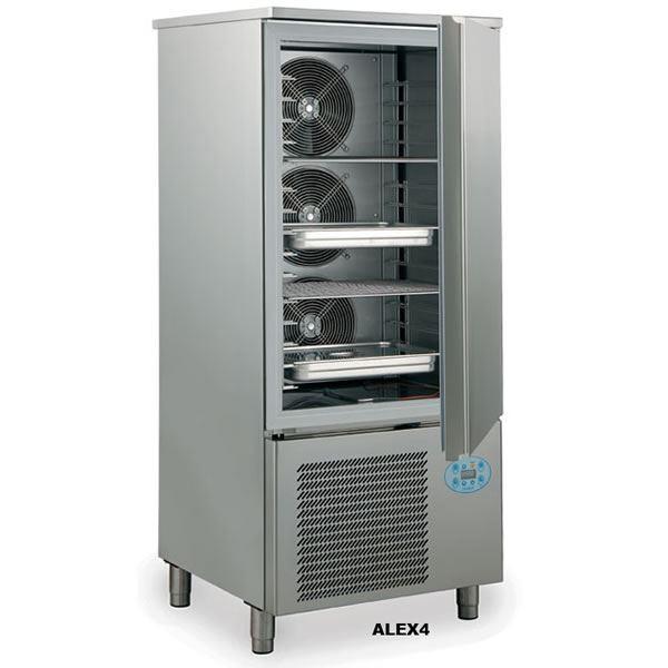Studio 54 ALEX4 60kg Counter Top Blast Chiller