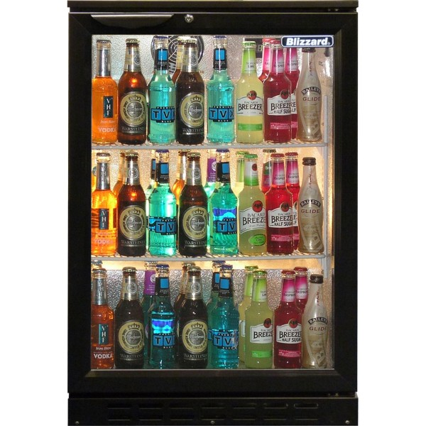 Blizzard BAR1 Single Door Bottle Cooler