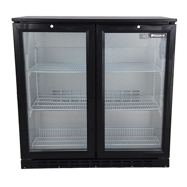 Blizzard BAR2 Double Door Bottle Cooler