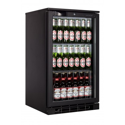 Interlevin BA05H Back Bar Single Hinged Door Bottle Cooler
