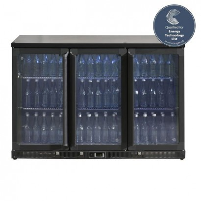 Gamko MG2-315G Triple Door Bottle Cooler