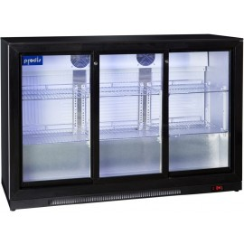 Prodis NT3BS Triple Sliding Door Bottle Cooler
