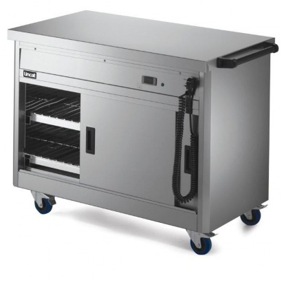 Lincat P6P3 1.1m Panther 670 Series Hot Cupboard with Plain Top