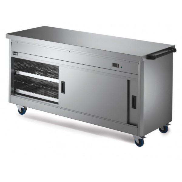 Lincat P6P5 1.8m Panther 670 Series Hot Cupboard with Plain Top
