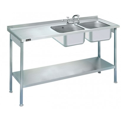Lincat L881 1m Single Catering Sink