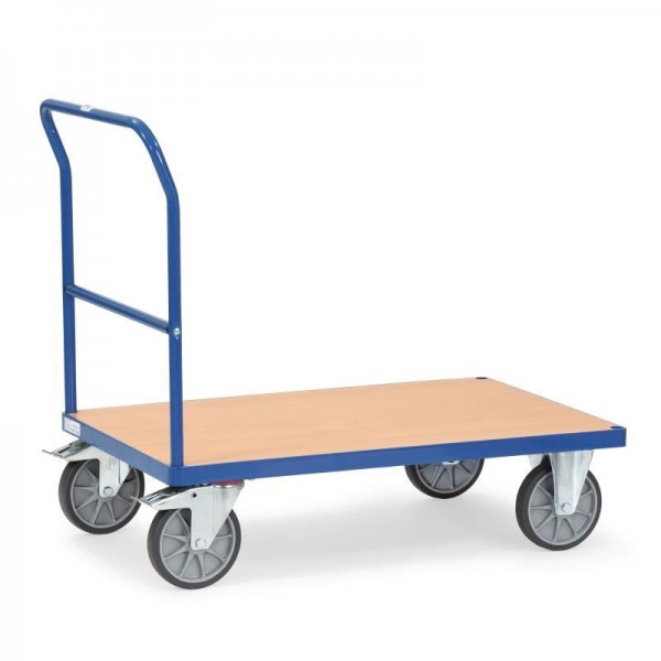 Platform Trolley Open End 500kg Capacity