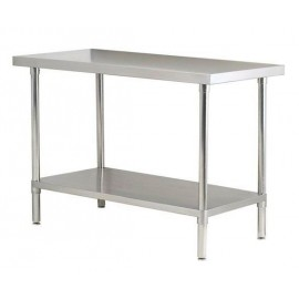 Empire Stainless Steel 600mm Centre Table