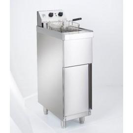 Parry NPSPF6 6kW Electric Single Pedestal Fryer