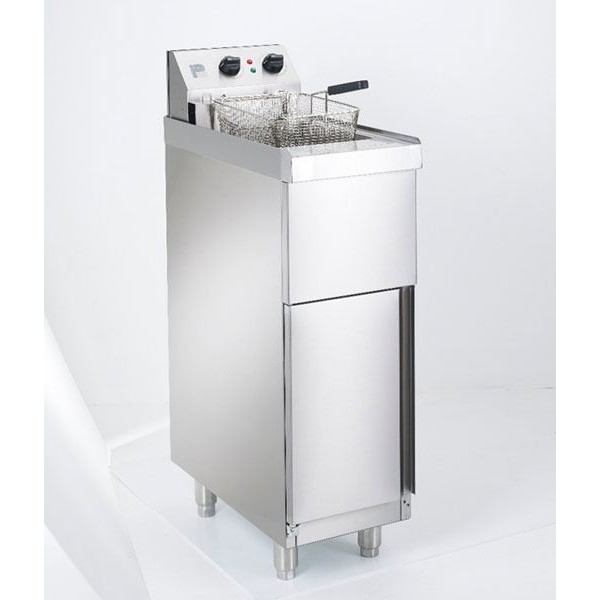 Parry NPSPF6 6kW Electric Single Pedestal Fryer