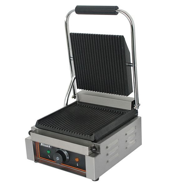 Blizzard BRRCG1 Single Ribbed Plate Contact Grill