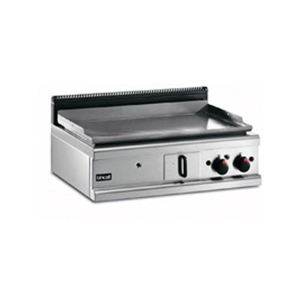 Lincat OG7202 0.9m Opus Machine Steel Plate Gas Griddle