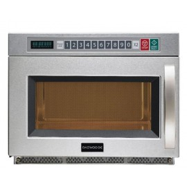 Daewoo KOM9F85 1850w Heavy Duty Programmable Touch Control Commercial Microwave Oven