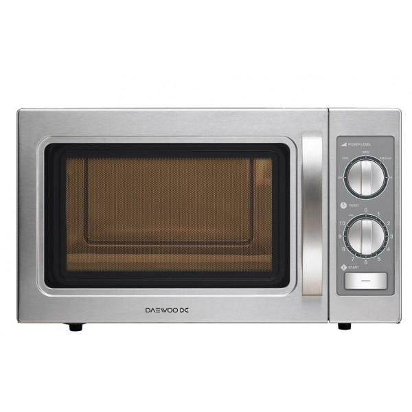 Daewoo KOM9M11S 1100w Light Duty Manual Control Commercial Microwave