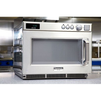 Panasonic NE1843 1800w Heavy Duty Manual Control Commercial Microwave