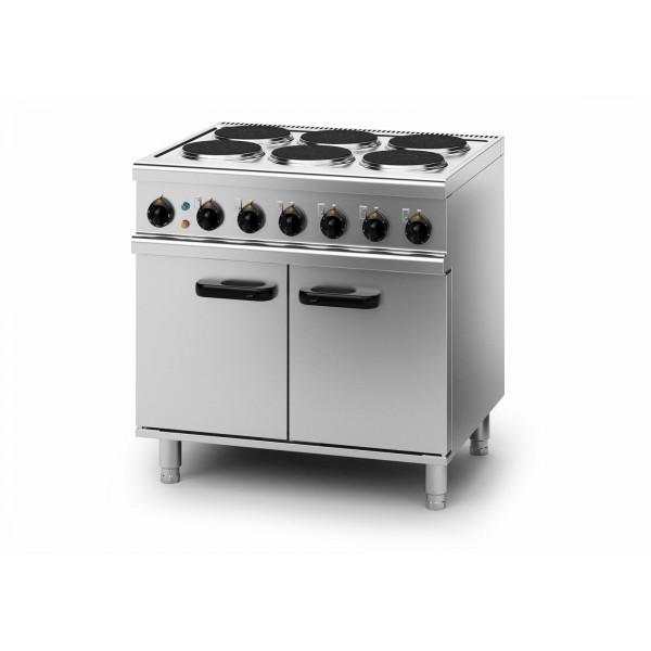 Lincat OE7016 Opus 700 6 Plate Electric Range