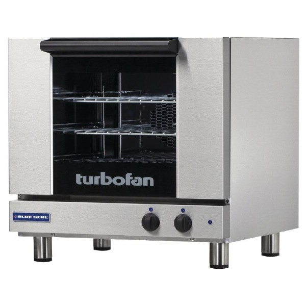 Blue Seal E23M3 Turbofan Electric Convection Oven