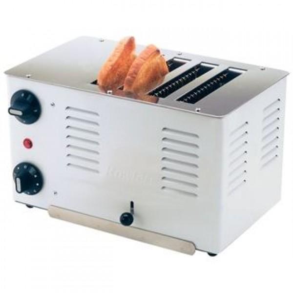 Rowlett Rutland Regent 4 Slot Toaster