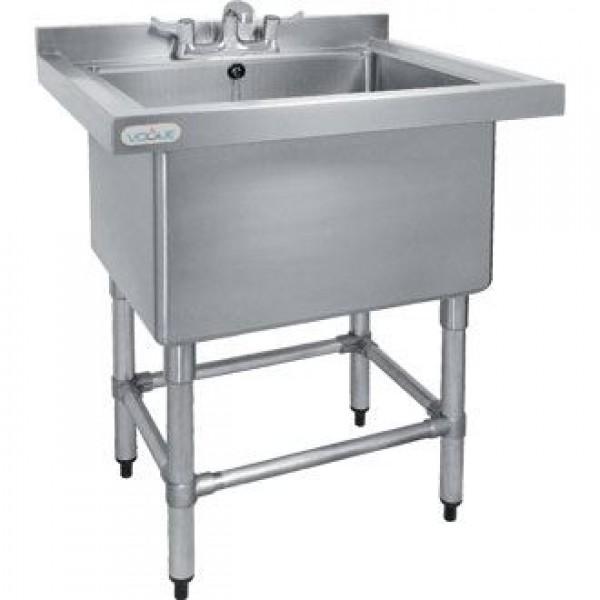 Vogue CE141 0.8m Deep Pot Sink