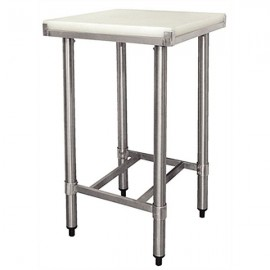 Vogue CF740 0.5m Chopping Block Table