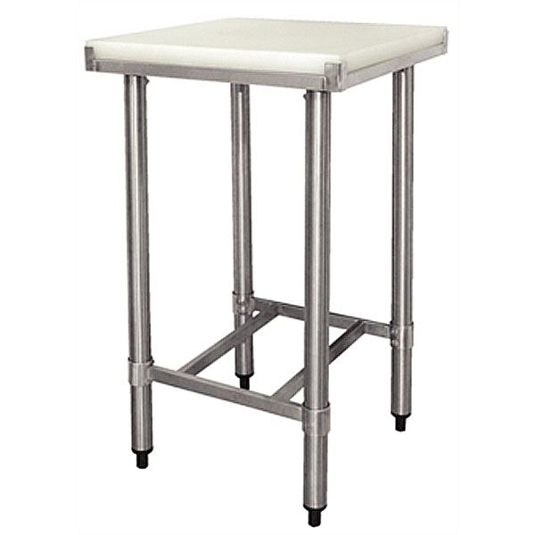 Vogue CF740 0.5m Chopping Block Table