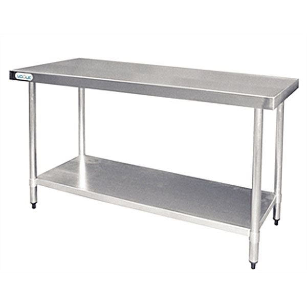 Vogue T389 Stainless Steel W600 x D600mm Table