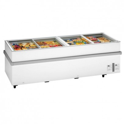 Arcaboa 1100CHV 2.5m Island Display Freezer