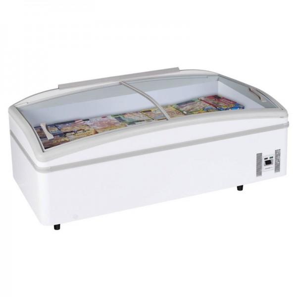 Arcaboa Super 200HC D/PN Auto Defrost 2m Dual Temp High-Vision Freezer