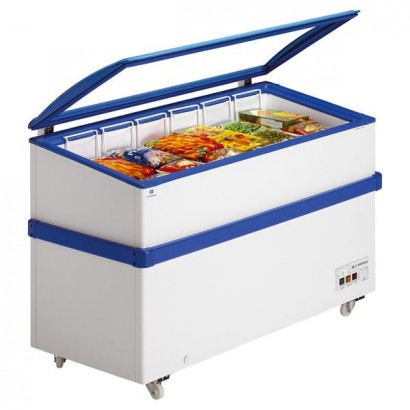 Arcaboa VCL430 Hinged Lid Chest Display Freezer