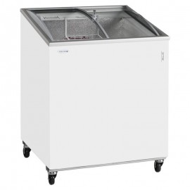 Tefcold IC200SCEB 165 Litre Sliding Curved Lid Display Freezer