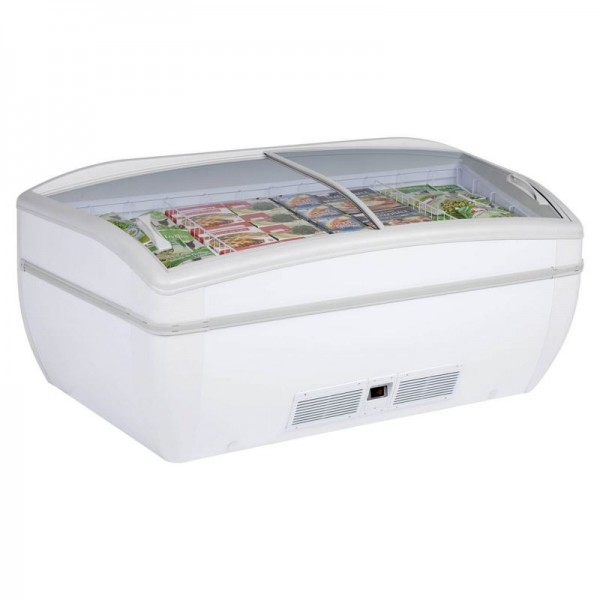 Arcaboa Panoramica HC D 2m Auto Defrost High Vision Freezer