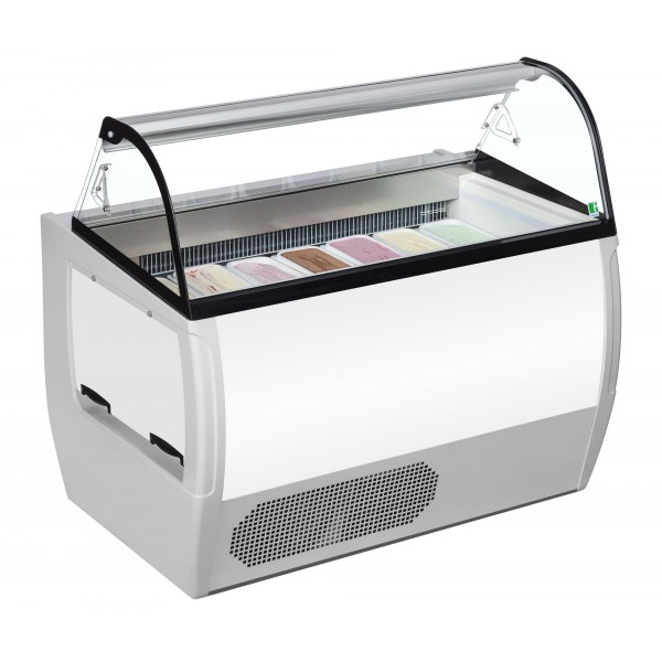 Framec RUMBA PRO 13 Ice Cream Display Freezer