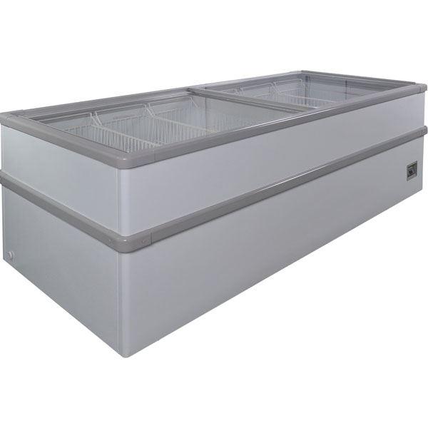 Prodis Mondo M25 980 Litre Island Chest Freezer