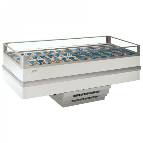 De-Rigo Fiji1500 BT/TN 1.5m Open Top Chiller/Freezer