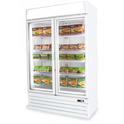 Capital Pegasus PE2D Eco Freeze Double Door Display Freezer