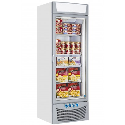 Iarp EIS45 Single Glass Door Display Freezer