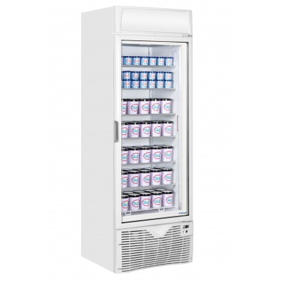 Framec EXPO 360NST Single Glass Door Display Freezer