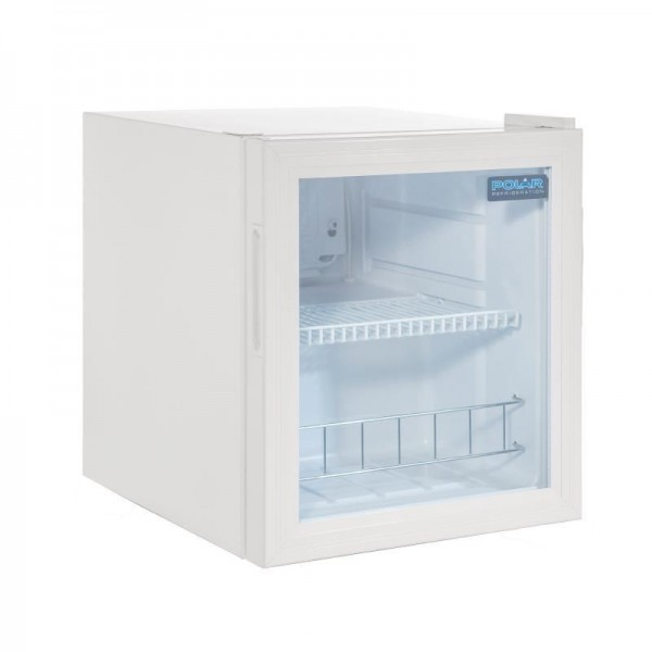 Polar DM071 46 Litre Counter Top Display Fridge