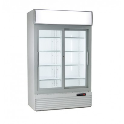 Blizzard GD1000SL Double Sliding Door Refrigerated Merchandiser