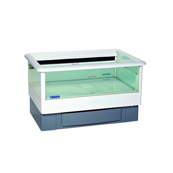 Norpe Norwell-190-FC 1.9m Island Display Fridge/Freezer