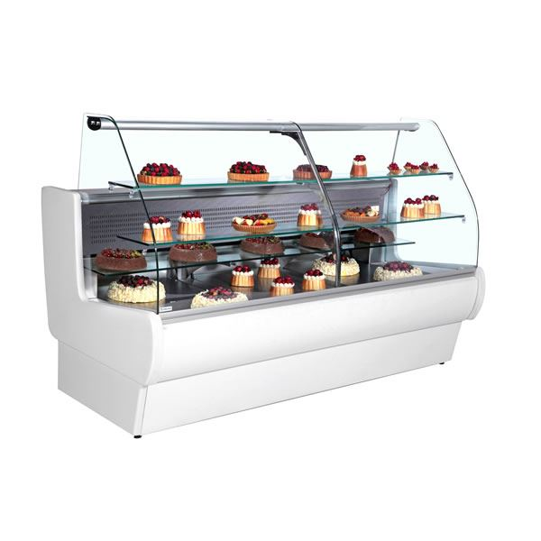 Frilixa Tejo II 20C 2.0m Patisserie Serve Over Counter
