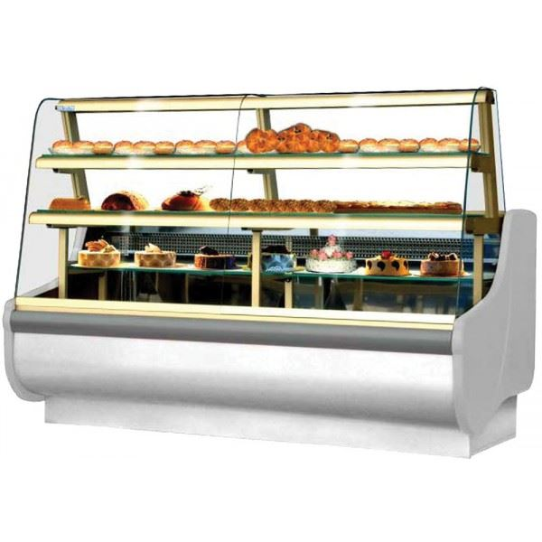 Igloo Beta 160W 1.6m Patisserie Display Counter