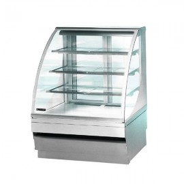 Norpe Saga-135-M-STS 1.35m Bakery Display Fridge