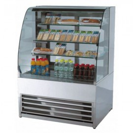 Frost Tech P75 100 1.0m Open Front Merchandiser