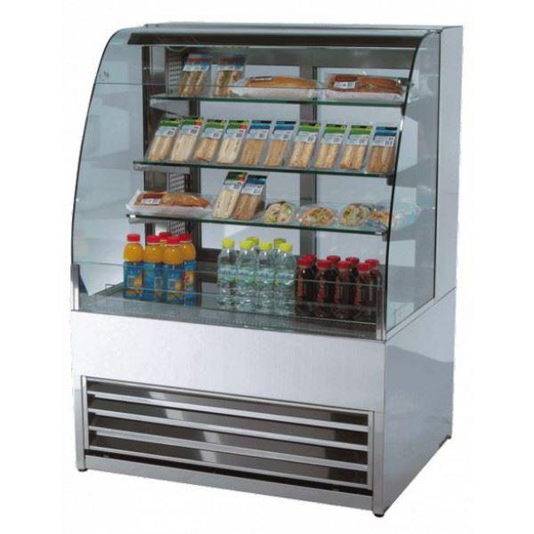 Frost Tech P75 100 1.0m Open Front Merchandiser
