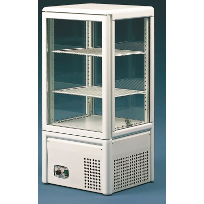 Tecfrigo Micron II 0.9m Tall Glass Display Cabinet