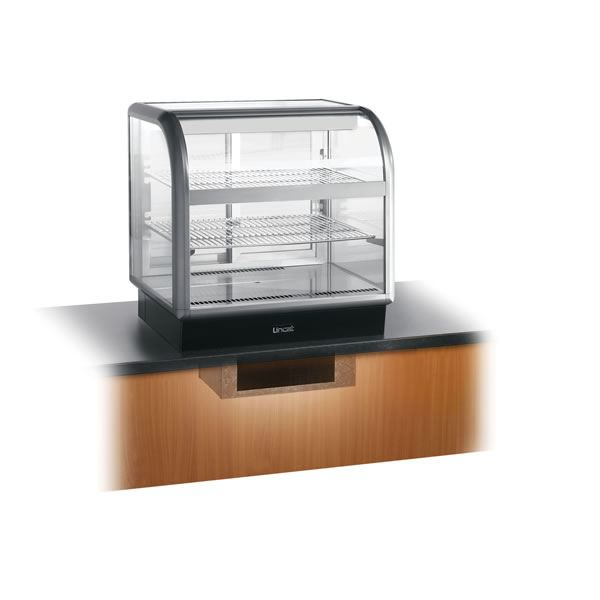 Lincat Seal 650 C6R/75SU 0.75 Counter Top Self Service Display Fridge